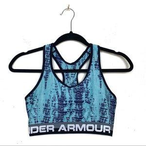 Under Armour Sports Bra Unlined Tie Dye
